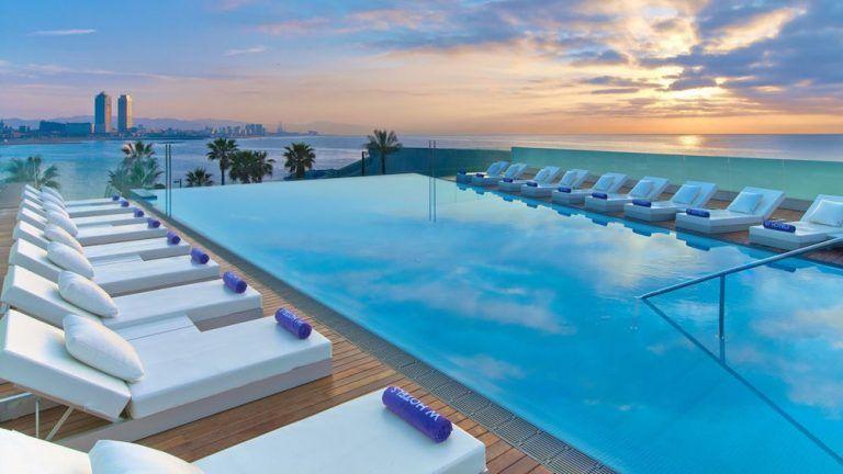Seaside Hotels in Barcelona