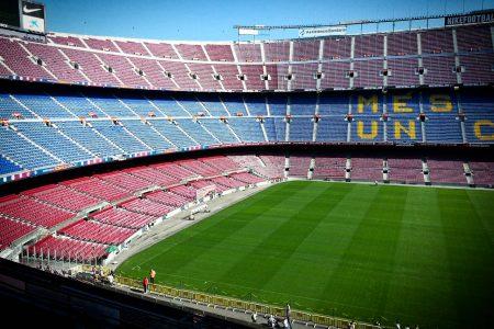 FCBarcelona eBike Tour - Stadium