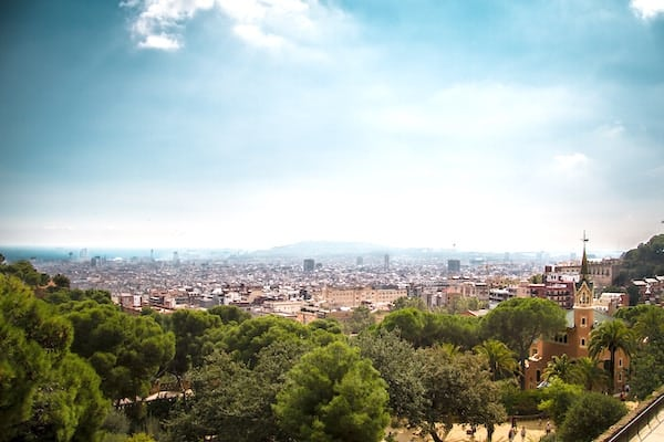 Barcelona Viewpoints Parks