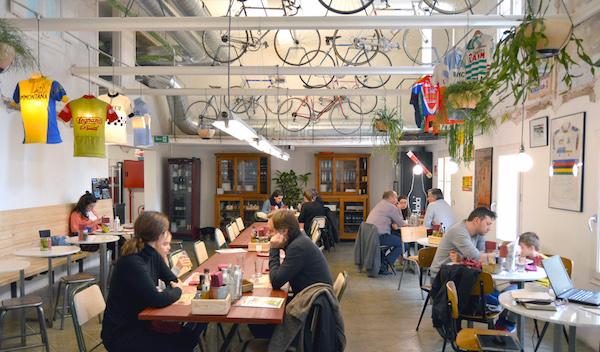 Eroica Cafe - Spot
