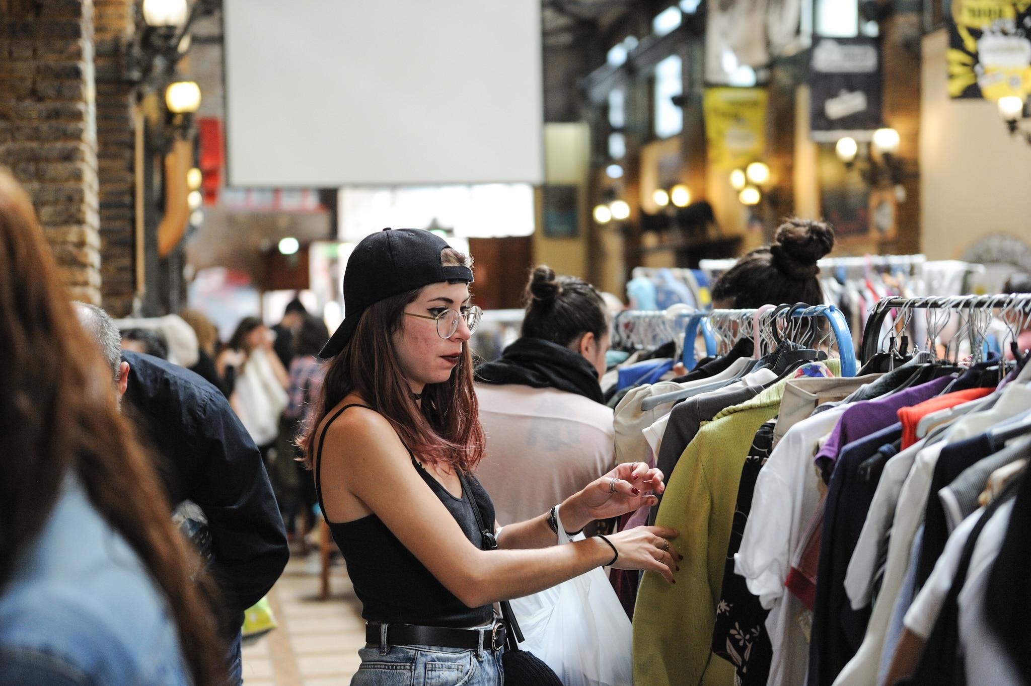 best flea markets in barcelona - two market