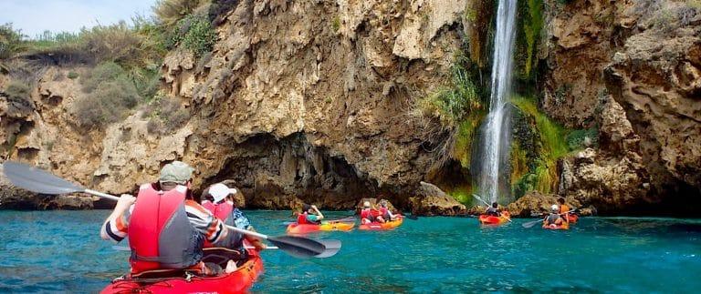 Best Water Activities & Watersports in Barcelona - 2021, kayaking